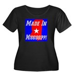 Made In Mississippi Women's Plus Size Scoop Neck D