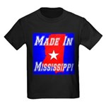 Made In Mississippi Kids Dark T-Shirt
