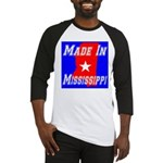 Made In Mississippi Baseball Jersey