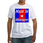 Made In Mississippi Fitted T-Shirt