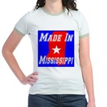 Made In Mississippi Jr. Ringer T-Shirt