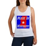 Made In Mississippi Women's Tank Top