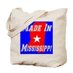 Made In Mississippi Tote Bag