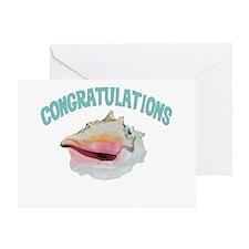 Island Congrats Greeting Card