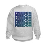 Freedom Kids Sweatshirt