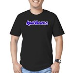 Kool Beans Men's Fitted T-Shirt (dark)
