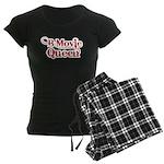 B Movie Queen Women's Dark Pajamas