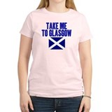 Take Me to Glasgow T-Shirt (Women's)