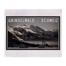 Grindelwald Fog Throw Blanket