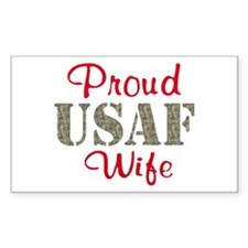 Proud USAF Home/Office Decal