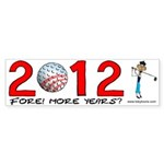 Tobytoons Fore More Sticker (Bumper 50 pk)