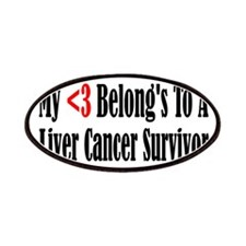 Unique Cancer survivor Patches