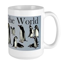 Peguins of the World Coffee Mug