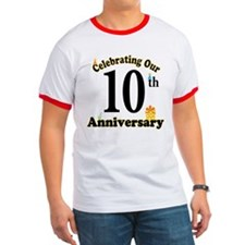 10th Anniversary Party Gift T