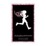 Run/Wak Sticker (Rectangle) - 58d