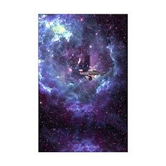 Star Trek Mini Poster Print