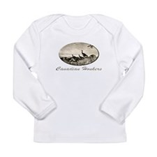Canadian Honkers Long Sleeve Infant T-Shirt