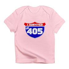 I survived the 405 Infant T-Shirt