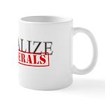 Visualize No Liberals Mug