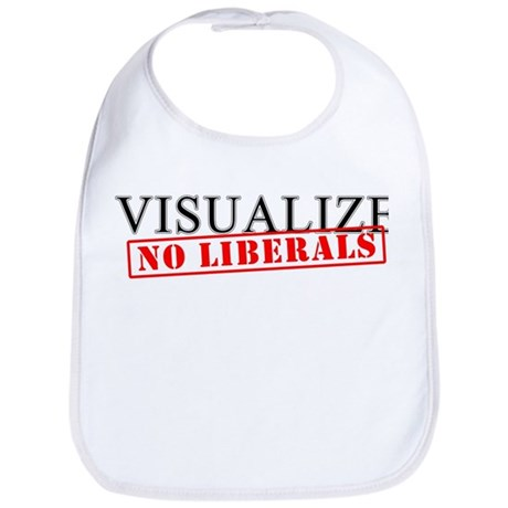 Visualize No Liberals Bib