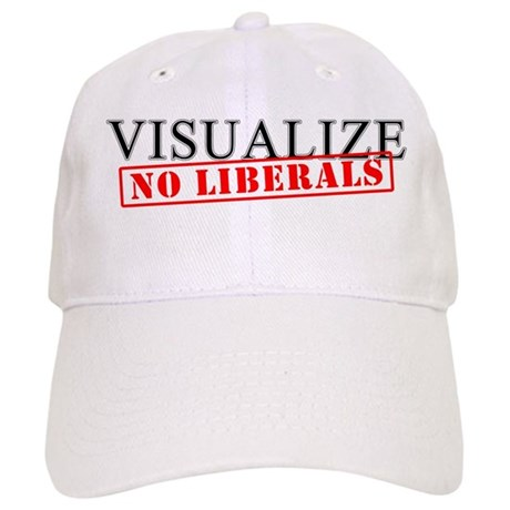 Visualize No Liberals Cap
