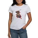Japanese Samurai Warrior Women's T-Shirt