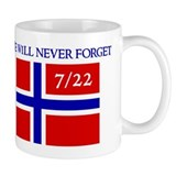 We Will Never Forget Mug