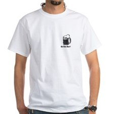 Got Root Beer? white T-shirt