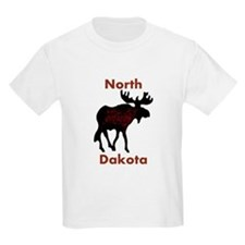Customized Plain Moose T-Shirt