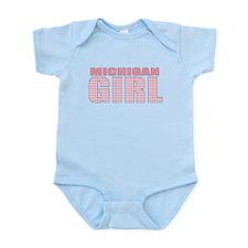 Michigan Girl Infant Bodysuit