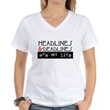 Headlines & Deadlines  Shirt