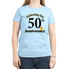 50th Anniversary Party Gift T-Shirt