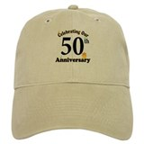 50th Anniversary Party Gift Hat