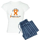 With All My Heart Leukemia Pajamas