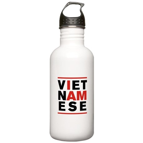 I AM VIETNAMESE Stainless Water Bottle 1.0L