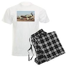 Plane 5 Pajamas