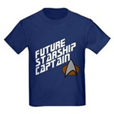 Future Starship Captain T