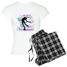 Figure Skater Spin Pajamas