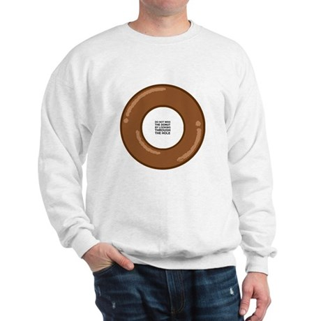 Donut's Wisdom Sweatshirt