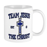 Team jesus the christ Mug