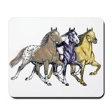 Cute Walkaloosa Mousepad