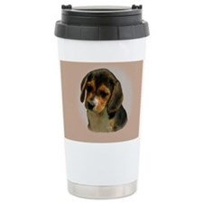 Beagle Ceramic Travel Mug