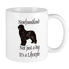 Newfoundlands It's A Lifestly Mug