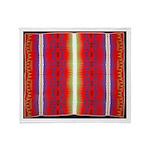 Indian Design-H1ab Throw Blanket