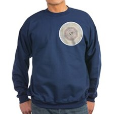 Sandstone Monogram Sweatshirt