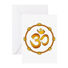 Unique Ganesh Greeting Cards (Pk of 20)