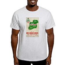 Irish Canadian Recruiting WW I T-Shirt