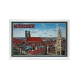 Munich Rectangular Magnet