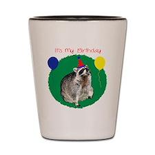 It's My Birthday Shot Glass