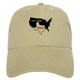 Texas / Not Texas Baseball Cap
